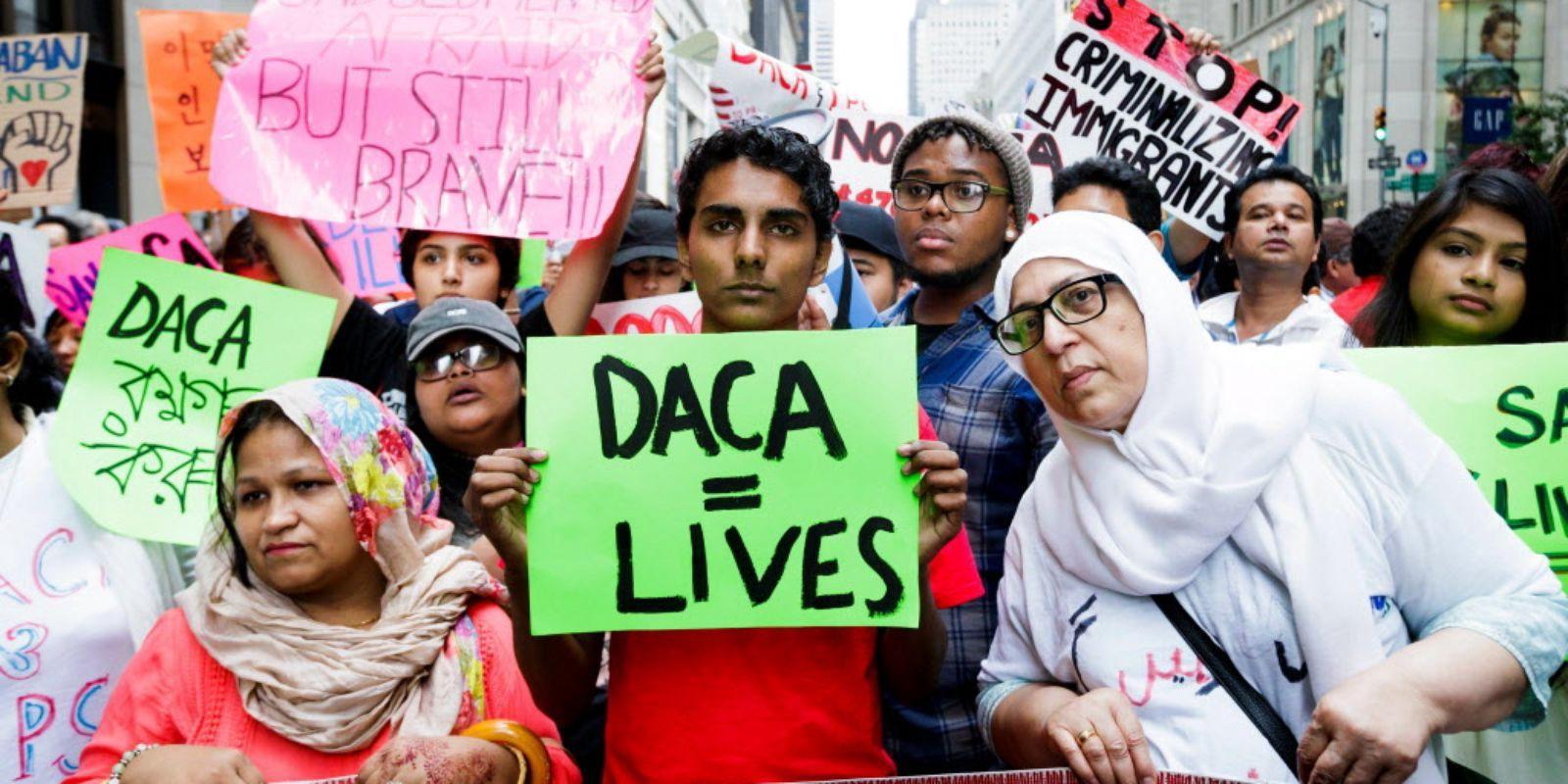 ICE v. Ohio, The United Nations v. The United States, & DACA Lives!
