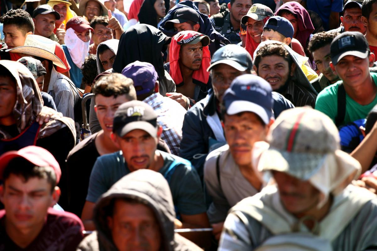 Border Facilities Are At Full Capacity